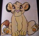 Little Simba by Tortie-Kittin