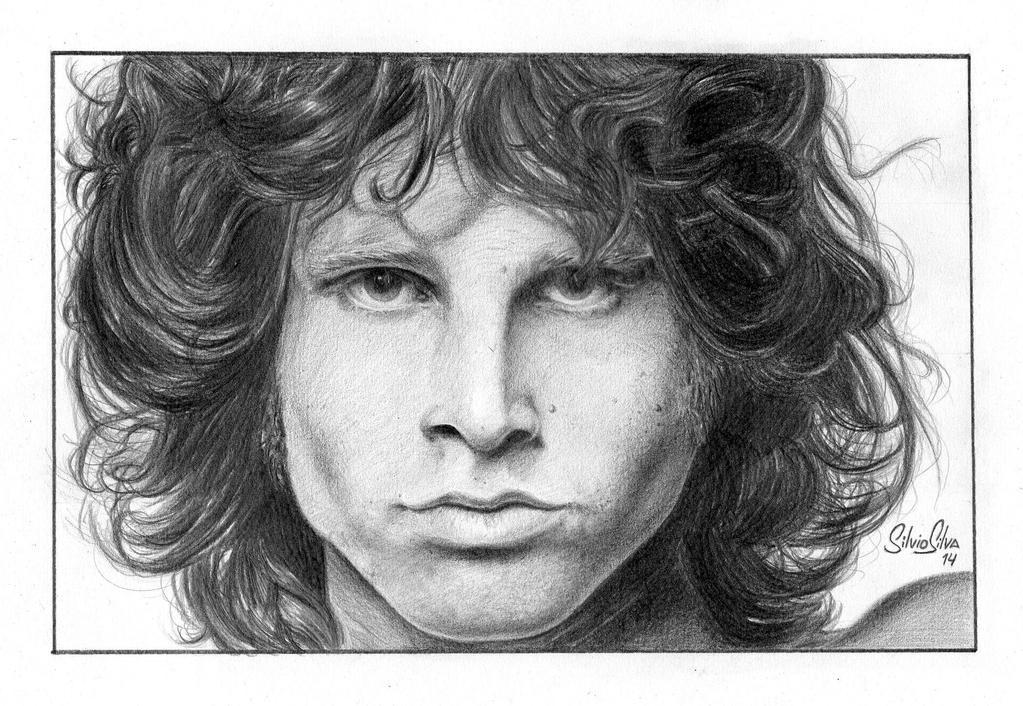 Drawing - Jim Morrison - The Doors by SilvioSilva ...  sc 1 st  SilvioSilva - DeviantArt & Drawing - Jim Morrison - The Doors by SilvioSilva on DeviantArt pezcame.com