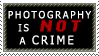 Photography is NOT a crime by NativeTexanZach