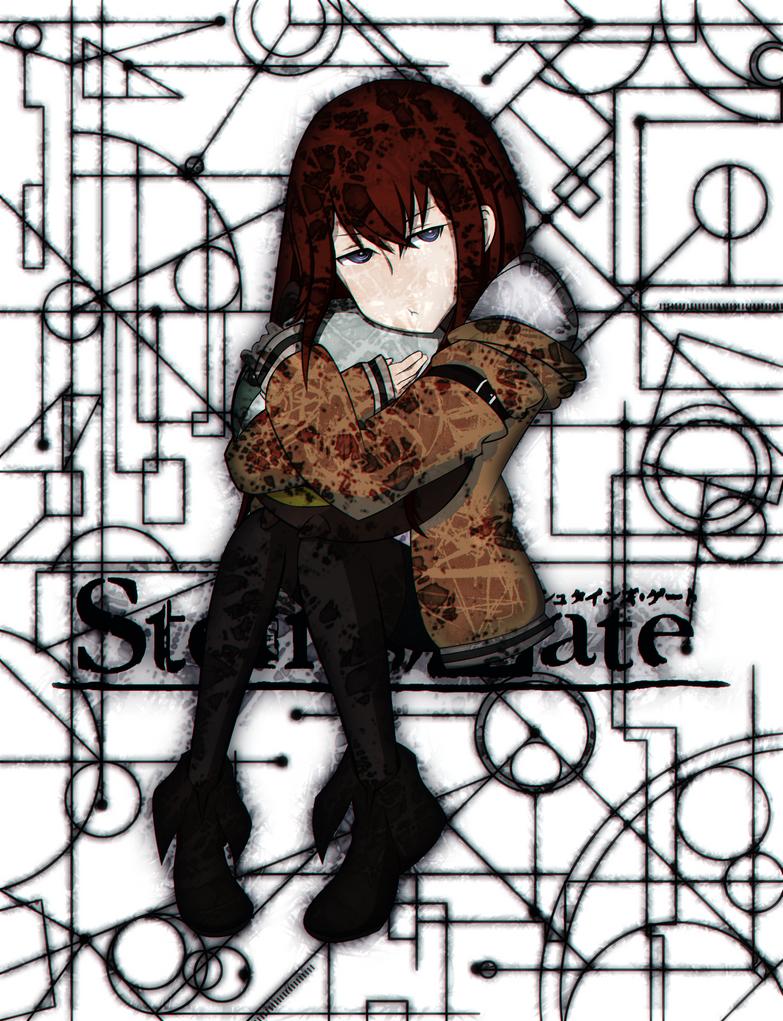 Makise Kurisu by GreedyDeviant