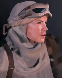 Rey by t-essart