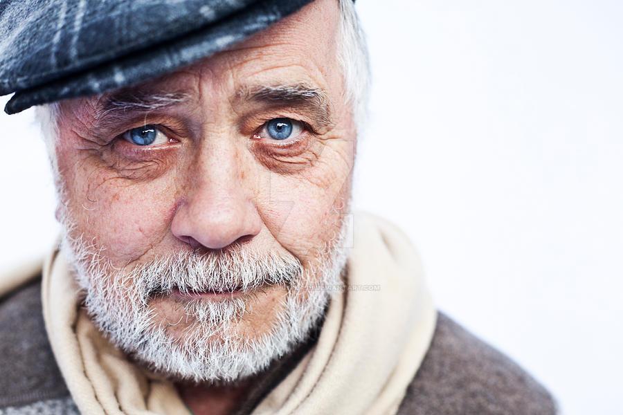 Old Man by Lash-Upon-Lash