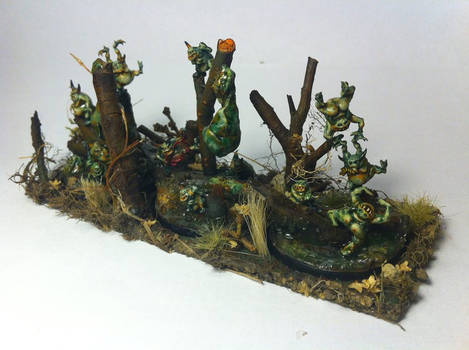 Garden of Nurgle and Nurglings