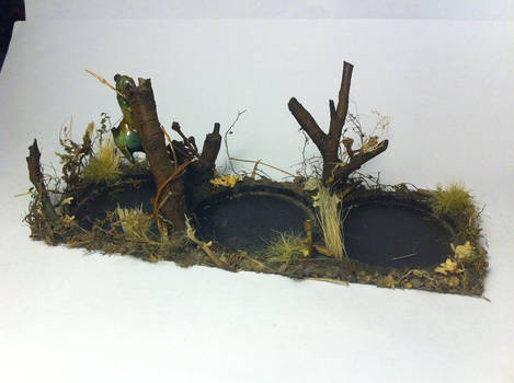 Garden of Nurgle Movement Tray for Nurglings