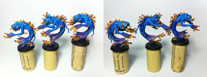 Tzeentch Flamers