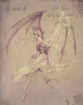 nigthmare started -sketch-