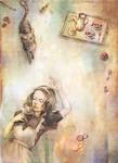 Does Alice dream of wonderlan?