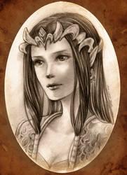 zelda by jurithedreamer