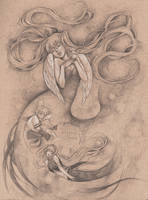 Mikunopolis sketch by jurithedreamer