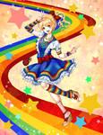 Harajuku Rainbow Brite by jurithedreamer