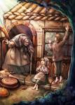 Hanzel and Gretel