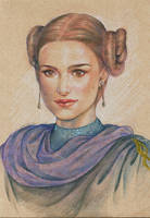 Padme by jurithedreamer