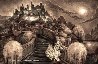Cinderella by jurithedreamer