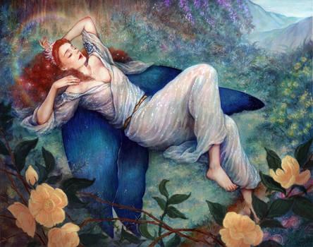 Sleeping Titania