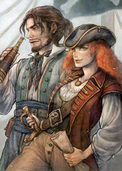 Anne and Jack