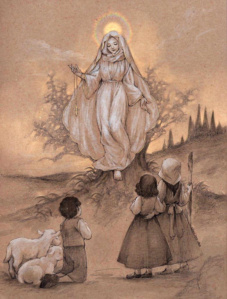 Three secrets of Fatima