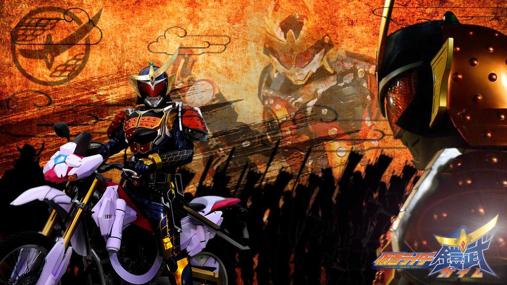 Kamen Rider Gaim Wallpaper by diendfire555 on DeviantArt