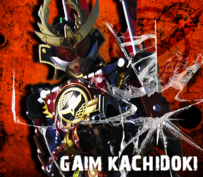 Kamen Rider Gaim Kachidoki by diendfire555 on DeviantArt