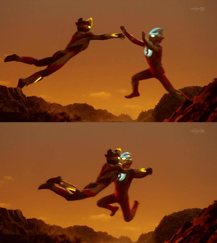 Ultraman Ginga Victory (Ultraman Ginga + Ultraman Victory
