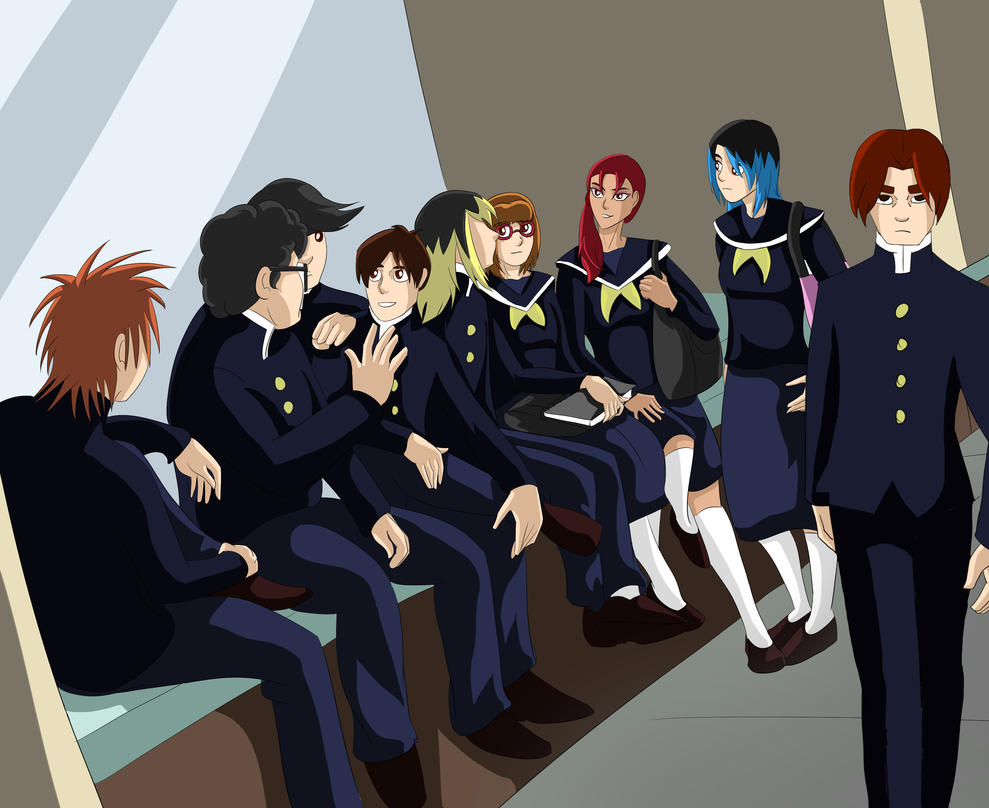 Dragon Star - Gaming Club by Azure-Knight33