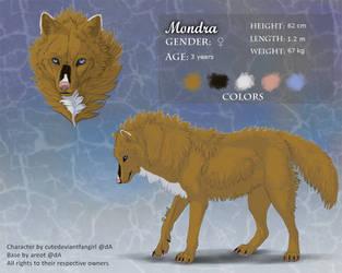 Mondra - WARPG by cutedeviantfangirl