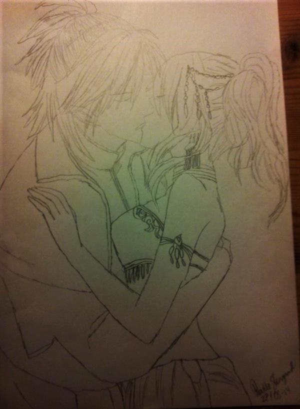 Shall We Date?: Magic Sword, Estel (Pencil) by cutedeviantfangirl