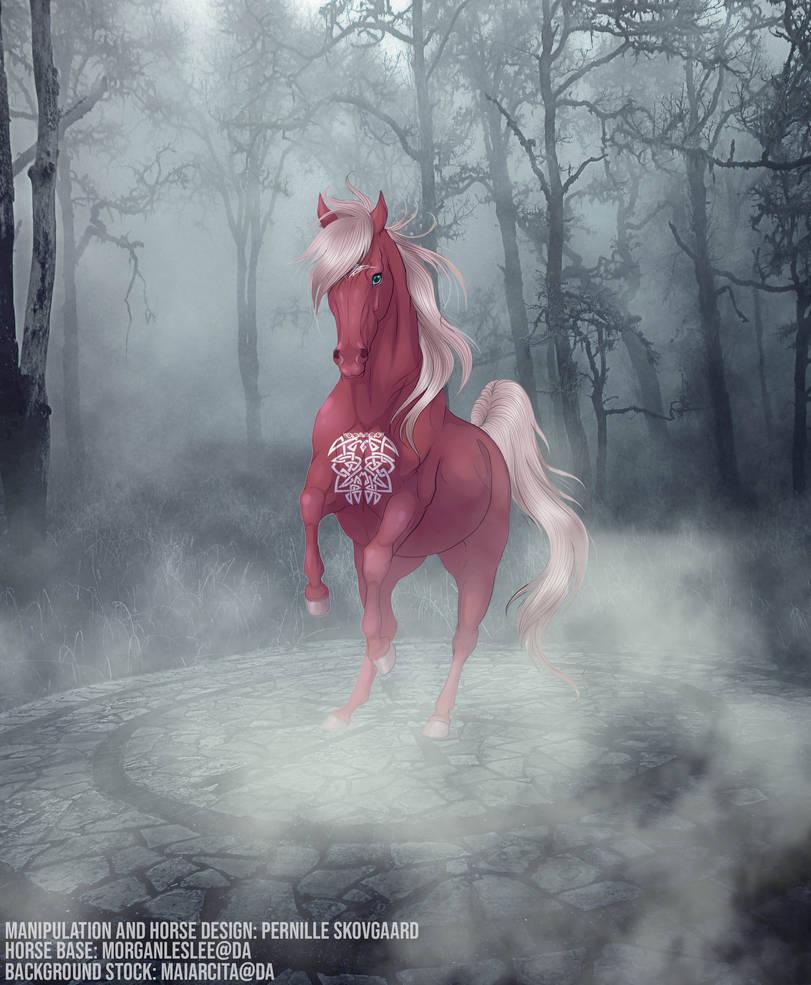 Celtic Mist by cutedeviantfangirl