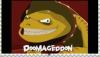 Doomageddon Stamp by HyperactiveMothMan