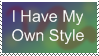 Own Style Stamp