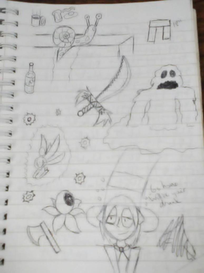 Bored Again by HyperactiveMothMan