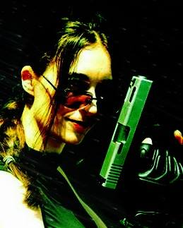 Lara Croft Angel of Darkness cosplay by TifaMacky-RE