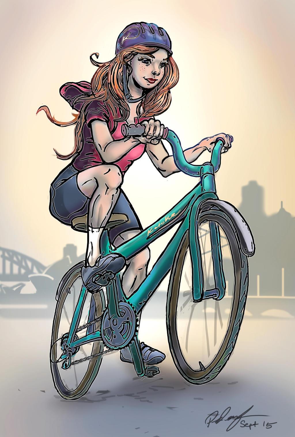 Katoke Cycle 3 by wongas