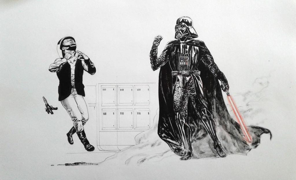 Vader Choke by wongas
