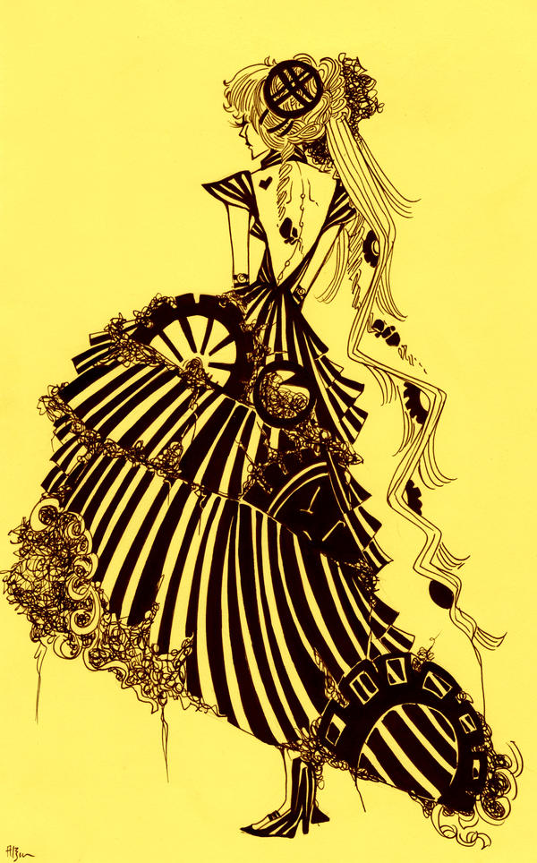 Fashion Graphic Design 02 By Alzheimer13 On Deviantart