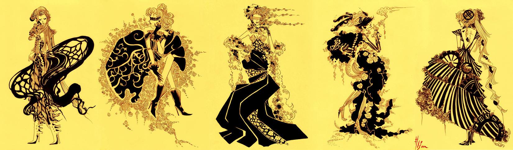 Fashion Graphic Design Normal By Alzheimer13 On Deviantart
