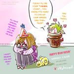 Pakira chan - Uruha Birthday