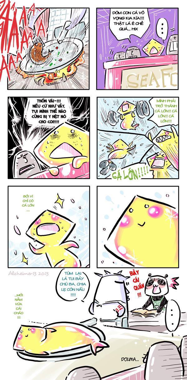 Short comic 171 - Great goal by Alzheimer13