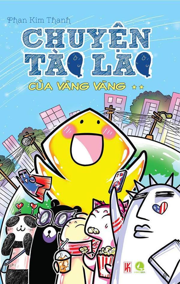 My comic: Vang Vang vol 02 by Alzheimer13
