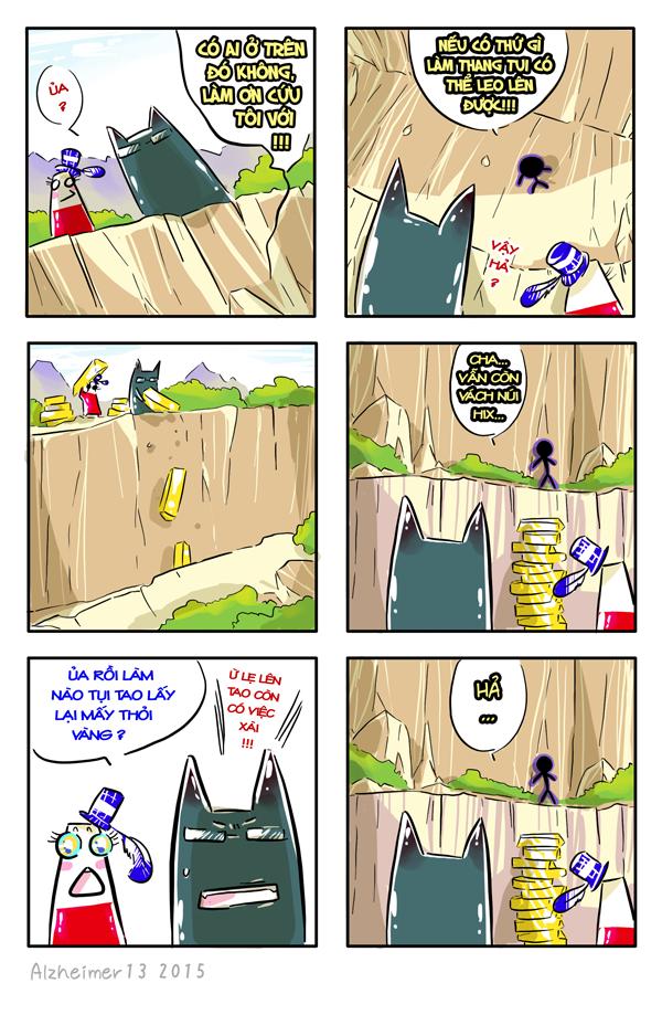 Short Comic 219 by Alzheimer13
