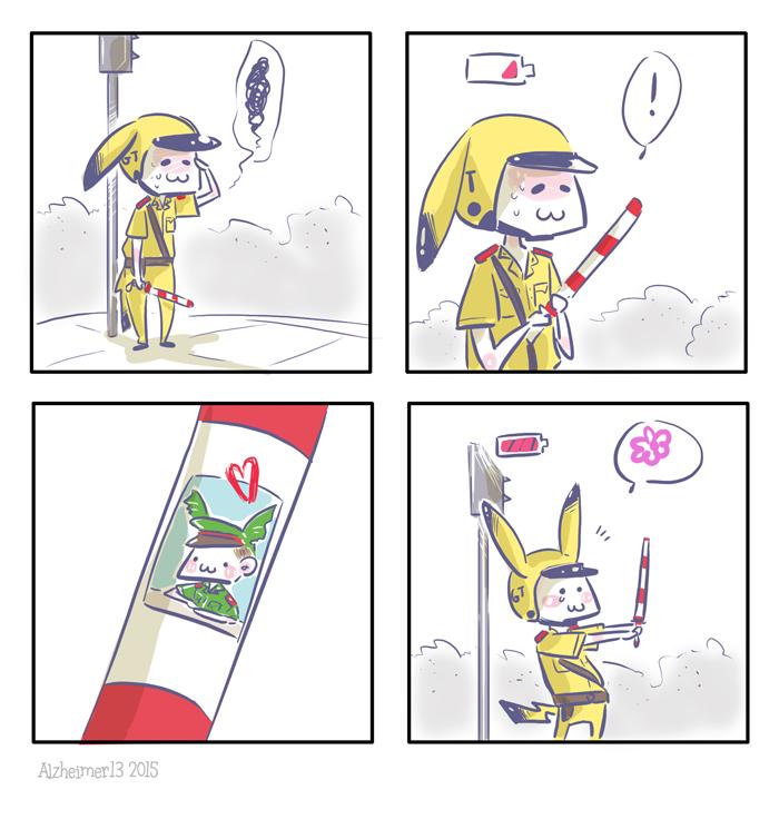 Short Comic 226 by Alzheimer13