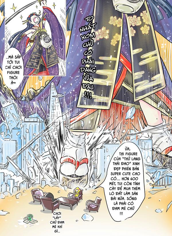 Short comic - giant figure by Alzheimer13
