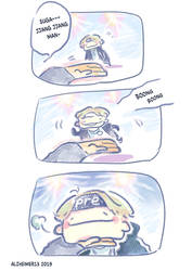 BTS SUGA - Poong Poong by Alzheimer13