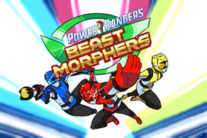 Power Rangers Beast Morphers by Evilspacewhale