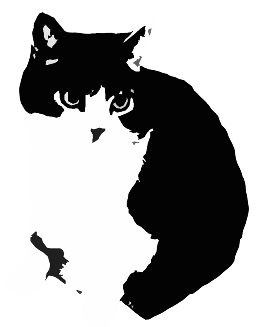 kat stencil by jrbonnington on deviantart
