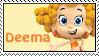 Stamp - Deema by zippo-zipster