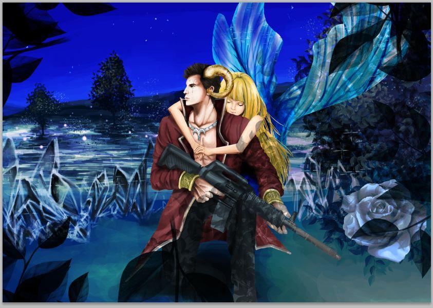 Fantasy Life by Gwendlynn