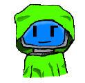 Bot in Hoodie
