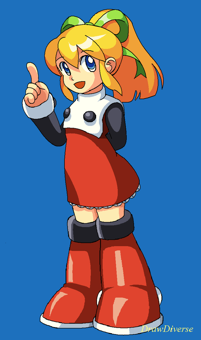 rockman_8___roll___welcome_back__good_lu