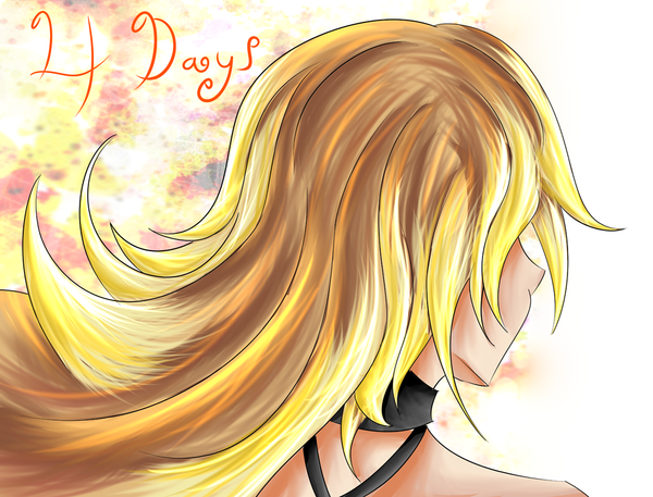 Four Days Until Another Story Unfolds by RollingTomorrow
