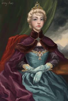 Elsa's coronation